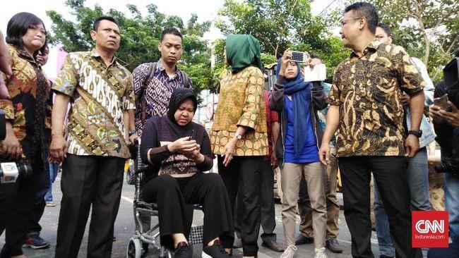Doa Kesembuhan Netizen untuk Wali Kota Surabaya Risma