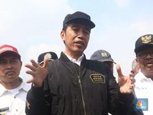 Sambungkan JKT-SBY dengan Tol, Jokowi Klaim Investasi Masuk