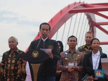 Sejarah Baru Transportasi RI, JKT-SBY Tersambung Jalan Tol