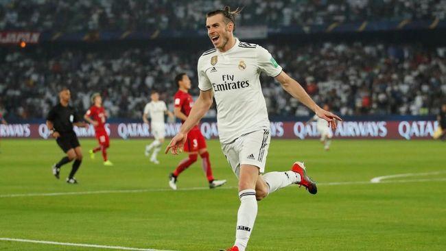 Diharapkan Zidane Segera Tinggalkan Madrid, Bale Tertawa