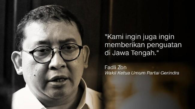 Celoteh Pemilu Adu Pendapat Rumah Pemenangan Prabowo di Jawa Tengah