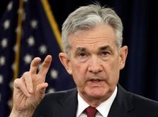 The Fed: Suku Bunga tak Akan Berubah Dalam Waktu Dekat