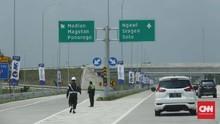 Penjelasan Beton Jalan 'Tol Jokowi' Bisa Bikin Ban Meletus