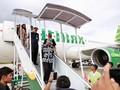 Menpar Ikut Terbang Perdana Citilink Kuala Lumpur-Banyuwangi