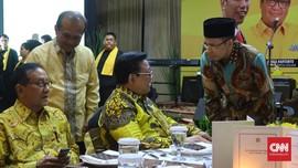 TGB Datangi Acara Silaturahmi Golkar Malam Ini di Jakarta