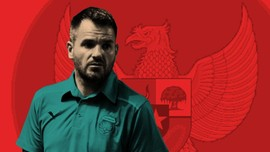 INFOGRAFIS: Profil Simon McMenemy Pelatih Timnas Indonesia