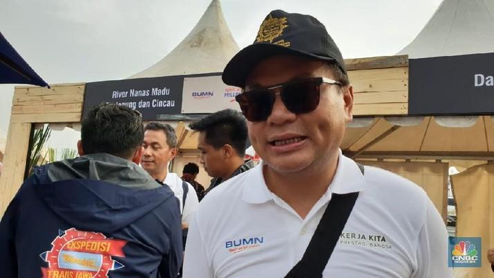 Santer kabar di pasar, Direktur Utama PT Bank Mandiri Tbk (BMRI), Kartika Wirjoatmodjo atau akrab disapa Tiko, bakal menjadi Wakil Menteri BUMN.