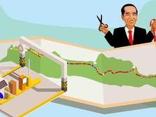 Jokowi Sambungkan Jalan Tol JKT-SBY Tanpa Putus!
