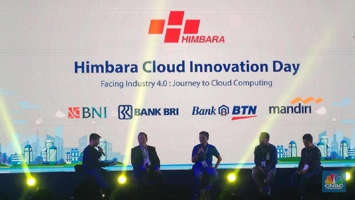 Himbara Cloud Innovation Day bertajuk Industry 4.0: How Readiness of State Owned Bank
