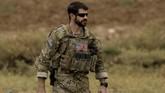 keputusan Trump menarik pasukan membuat posisi mereka semakin sulit dan lemah di Suriah. (Photo by Delil SOULEIMAN / AFP).