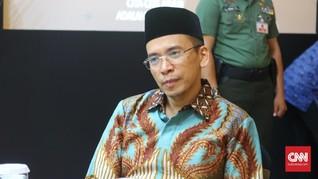 TGB Zainul Majdi Jadi Wakil Ketua Bappilu Golkar