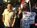 VIDEO: Rahman Jalan Kaki dari Tegal Demi Prabowo