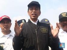 Jokowi: 2005-2014 Tol Jawa Dibangun 75 Km, Sekarang 616 Km