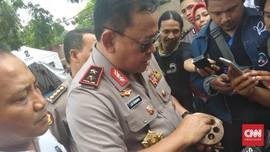 Polisi Sita Piringan Bolong dari Dinding Konstruksi RS Siloam