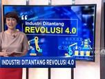 Industri RI Ditantang Revolusi 4.0