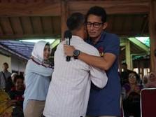 Rugi & Sakit Hati, Inilah Curhatan Maruf ke Sandiaga Uno