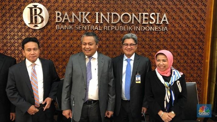 The Fed Naikkan Bunga 2 Kali Tahun Depan, BI Bagaimana?