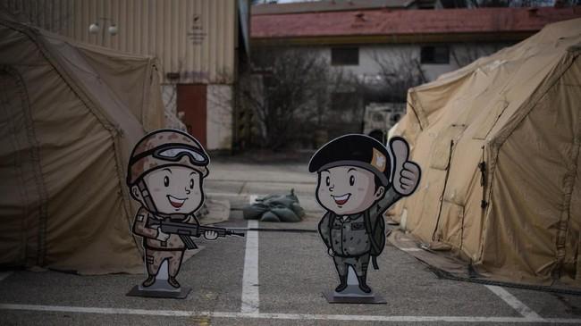 Camp Greaves yang berada di utara Korea utara merupakan zona demilitarisasi milik Amerika Serikat yang berada di kawasan antara Korea Utara dan Korea Selatan.