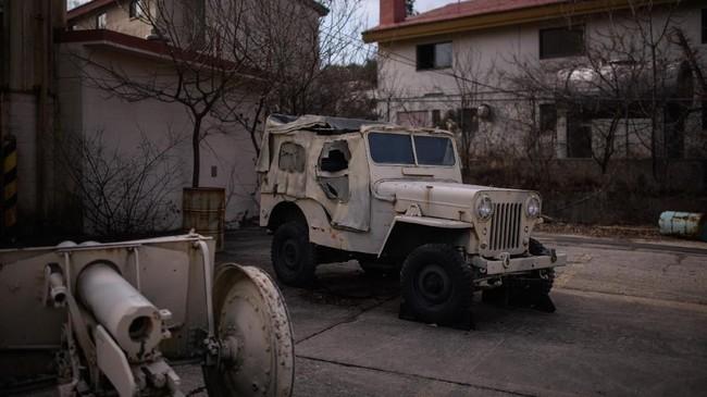 Camp Greaves tak lagi digunakan setelah pasukan AS angkat kaki dan pindak ke Camp Humphreys yang berada di selatan Seoul.