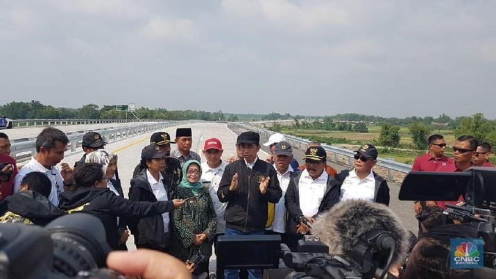 Talut Tol Trans Jawa Ambrol, Prabowo-Sandi Minta Audit Total
