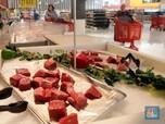 RI Bakal Impor Daging Sapi Brasil, Yakin Lebih Murah?