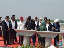 Top! Hari Ini JKT-SBY Tersambung Tol Tanpa Putus