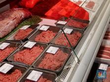 Temui Wapres Argentina, Mentan Kaji Peluang Impor Daging Sapi