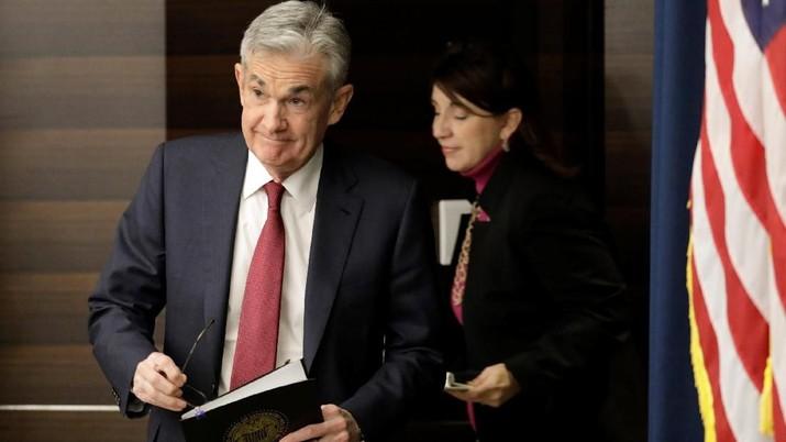 Bos The Fed: Peluang Kenaikan Suku Bunga Makin Kecil