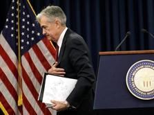 Jadi Sasaran Kekesalan Trump, Bagaimana Nasib Bos The Fed?