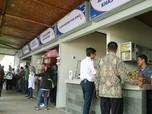 Jokowi-Basuki Beda Pendapat Soal KFC & Starbucks di Rest Area