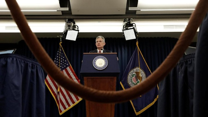 Nggak Percaya The Fed Bisa Potong Bunga Acuan? Simak Data Ini
