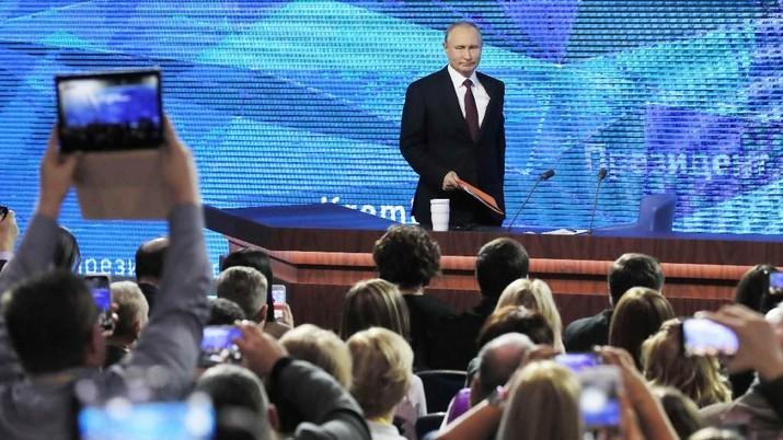 Putin mengajukan proposal