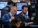Cemas Ekonomi Melambat, Wall Street Terjebak di Zona Merah