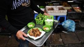 FOTO: Cha Ruoi, Kuliner Cacing Goreng Favorit di Vietnam