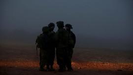 FOTO: Israel Hancurkan Terowongan Hizbullah