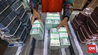 Rupiah Lunglai ke Rp14.072 per Dolar AS Gara-Gara The Fed