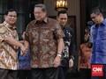Demokrat Respons Agum Gumelar: Dukungan SBY ke Prabowo Halal