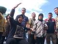 VIDEO: Risma Tinjau Normalisasi Gubeng dari Kursi Roda
