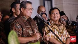 Wasekjen Demokrat: SBY Dituduh Licik, Prabowo Diam Saja
