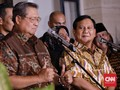 Prabowo: SBY dan AHY Rasakan Rakyat Ingin Perubahan