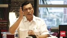 Luhut Nilai Prabowo Tolak Hasil Pemilu Tak Ganggu Investor