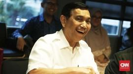 Luhut Klaim Negara Besar Jawab 'Yes' Soal Pemilu 2019 Jurdil