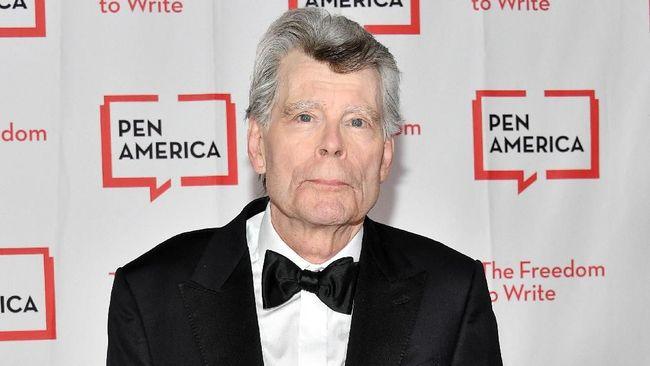 Stephen King Tak Pernah Sentuh Royalti 'Shawshank Redemption'