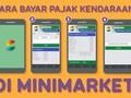 INFOGRAFIS: Cara Bayar Pajak Kendaraan di Minimarket