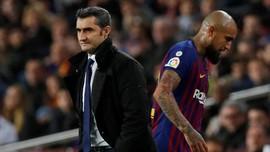 Arturo Vidal Sempat Kesal Gabung Barcelona