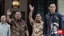 Demokrat: SBY Tak Ikut Hadir di Arena Debat Capres