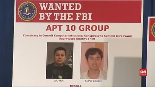 VIDEO: Dua Peretas China Ditangkap karena Curi Rahasia AS