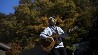 Penyanyi di 'Hutan Bunuh Diri' Berharap Calon Korban Pulang
