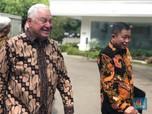 Bos Freeport Kembali Bertemu Jokowi, Ini yang Dibahas!