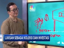 Bagi Investor, Ini Cara Identifikasi Lukisan Palsu